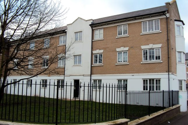 Rear View of George Williams Way, Colchester CO1