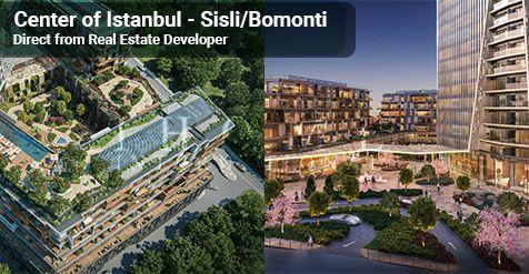 Apartment for sale in Ihome85Twoplusone, Şişli, Istanbul, Marmara, Turkey