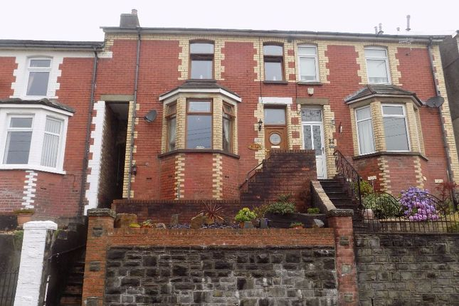 Thumbnail Terraced house for sale in Gwern Berthi Road, Abertillery