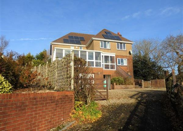 Thumbnail Detached house for sale in Bryntirion, Pontyberem, Llanelli