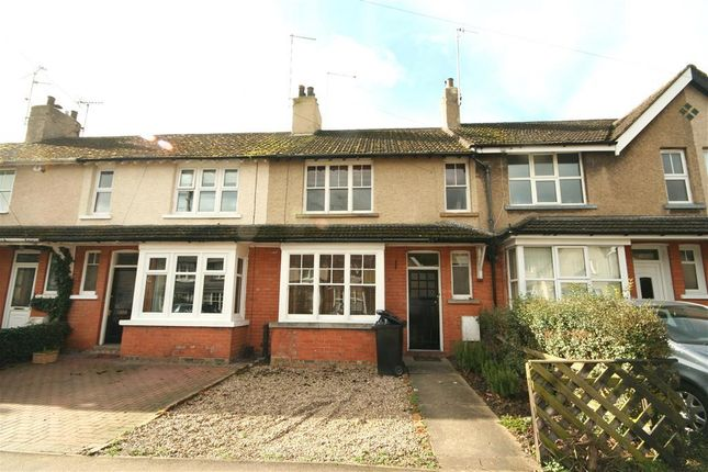 Thumbnail Terraced house to rent in Melbourne Road, Stamford