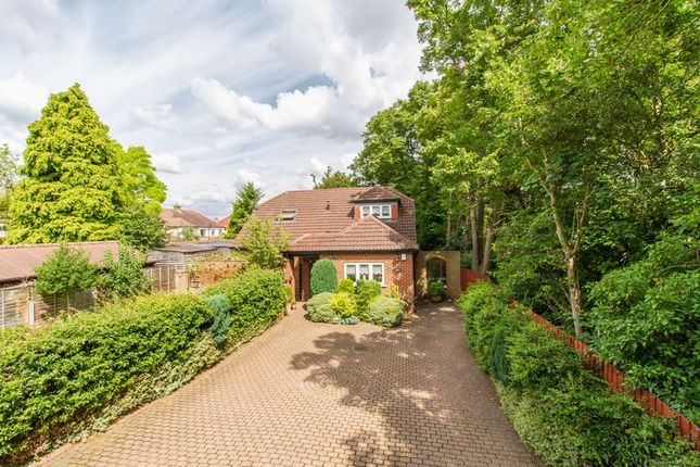 Thumbnail Detached bungalow for sale in Lambourne Road, Chigwell