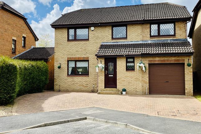 Thumbnail Detached house for sale in Dunlop Grove, Uddingston, Glasgow