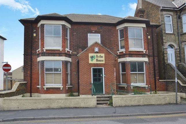 Thumbnail Commercial property for sale in Marine Parade, Sheerness
