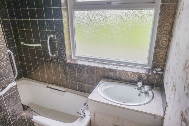 Bathroom of Park Lane, Whitefield, Manchester M45