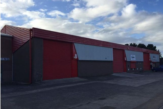Thumbnail Warehouse to let in Loughside Industrial Park, Dargan Crescent, Belfast
