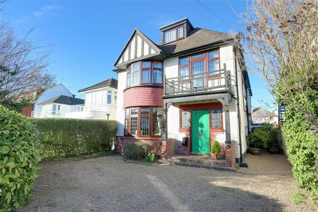 Thumbnail Detached house for sale in Second Avenue, Westcliff, Essex