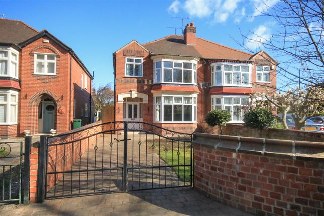 Thumbnail Semi-detached house for sale in Bennetthorpe, Doncaster