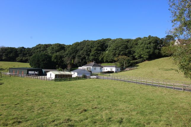 Thumbnail Detached bungalow for sale in Bittaford, Ivybridge, Devon