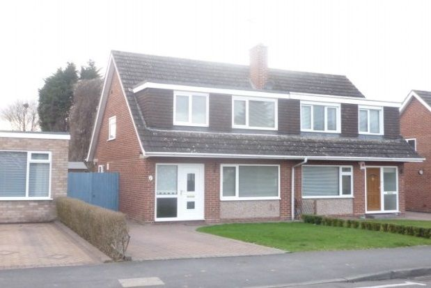 Thumbnail Semi-detached house to rent in Ullswater Avenue, Leamington Spa