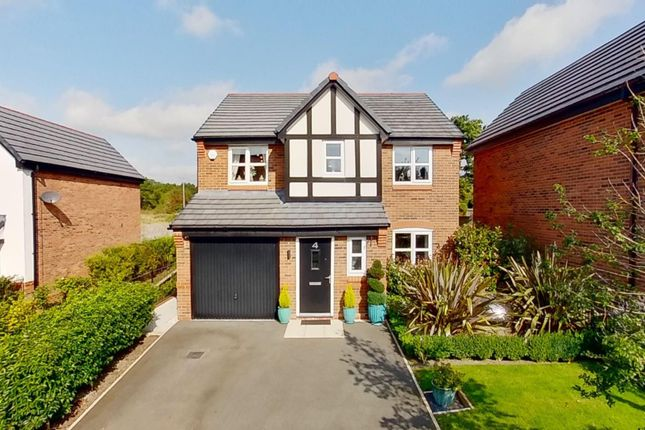 Thumbnail Detached house for sale in Grasscroft Way, Whalley, Clitheroe