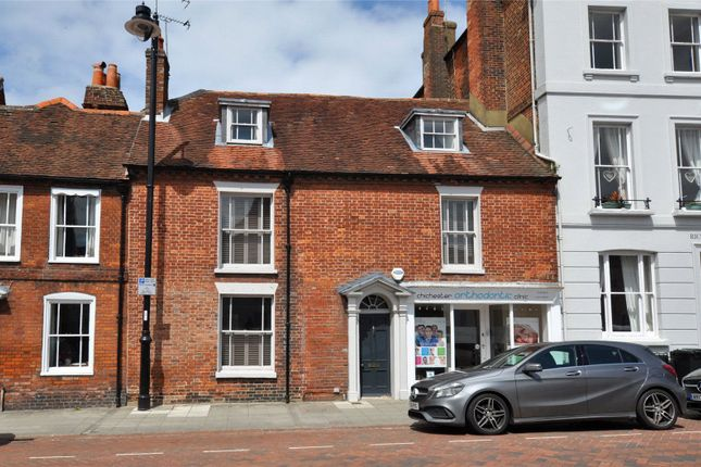 Thumbnail Detached house for sale in Westgate, Chichester, West Sussex