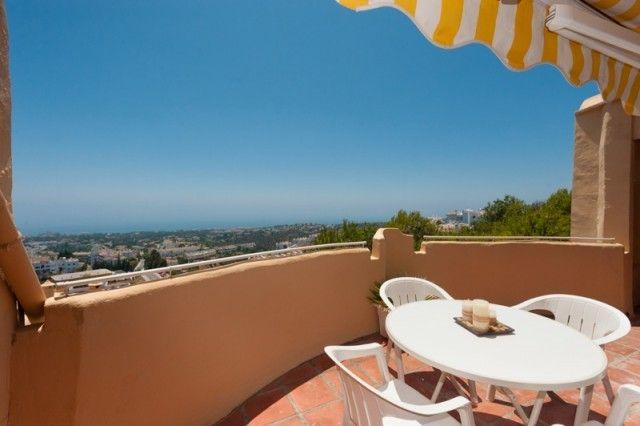 Views of Spain, Málaga, Mijas, Calahonda