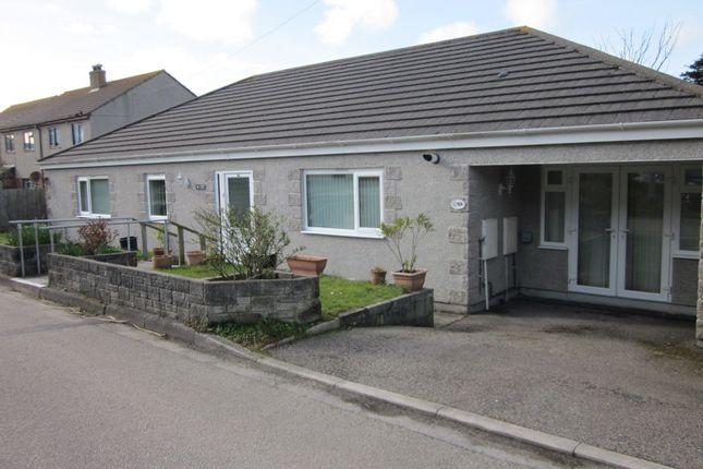 Thumbnail Detached bungalow for sale in Little Lane, Hayle