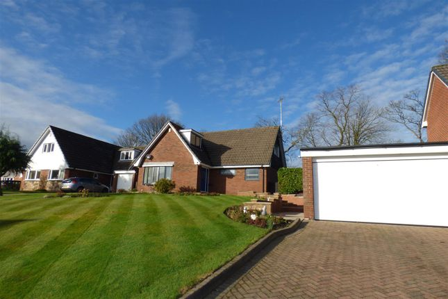 Thumbnail Detached house for sale in Slaidburn Drive, Lowercroft, Bury