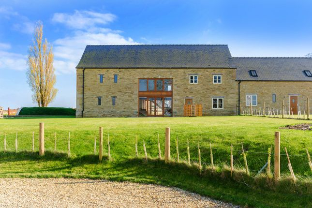 Thumbnail Barn conversion for sale in The Elms Farm, Wittering, Peterborough