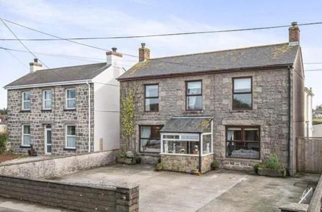 Thumbnail Detached house for sale in Carn Brea, Redruth, Cornwall