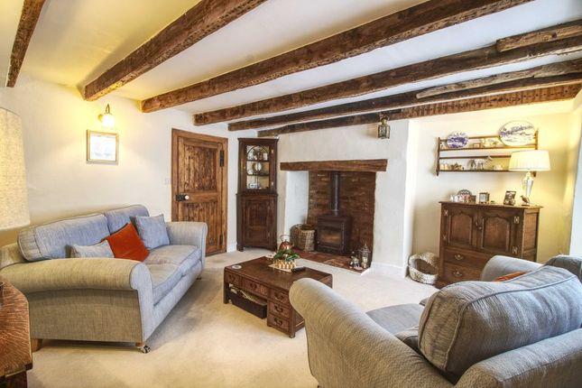 Living Room of South Street, Barnstaple EX32