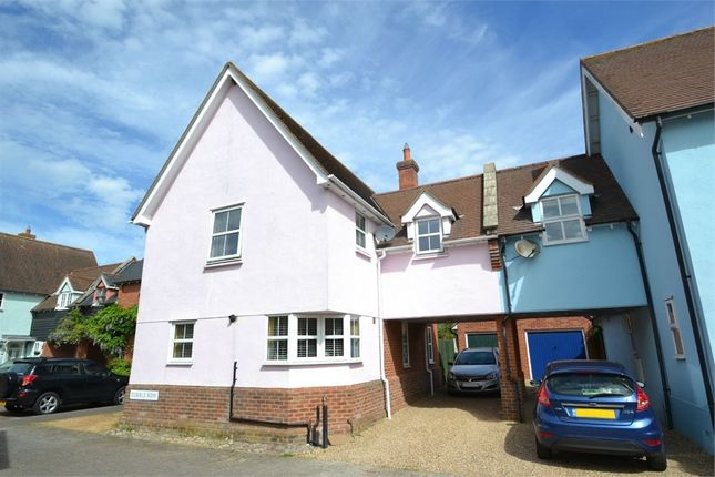 Thumbnail Terraced house for sale in Hedgerows, Stanway, Colchester, Essex
