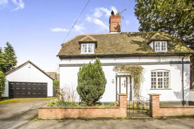 Thumbnail Cottage for sale in Main Road, Meriden, Coventry