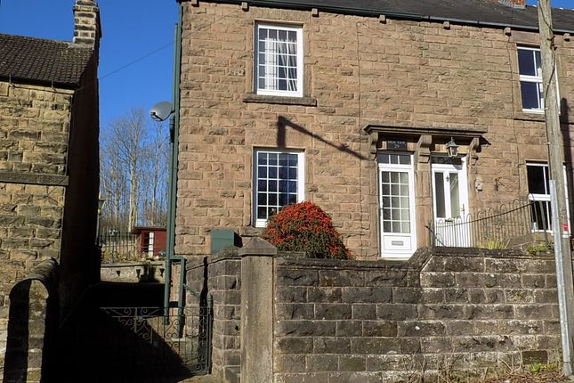 Thumbnail Semi-detached house for sale in Steeple Grange, Wirksworth
