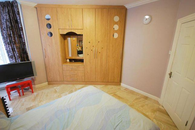 Master Bedroom of Park Road, Wembley, Middlesex HA0