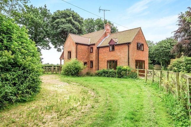 Thumbnail Detached house for sale in Alby Hill, Alby, Norwich