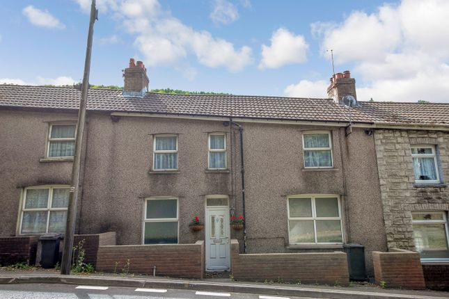 Thumbnail Terraced house for sale in Woodside Terrace, Crumlin, Newport