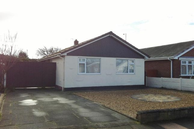Thumbnail Bungalow to rent in Kingston Crescent, Crossens, Southport