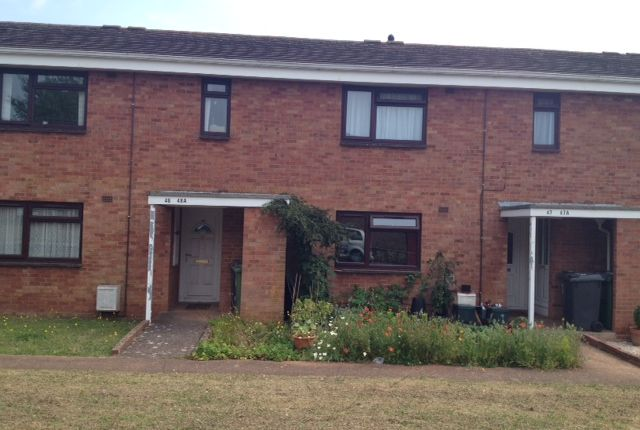 Thumbnail Flat to rent in Russet Avenue, Exeter