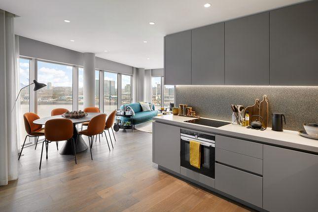 3 bed property for sale in No.5, 2 Cutter Lane, Upper Riverside, Greenwich Peninsula SE10