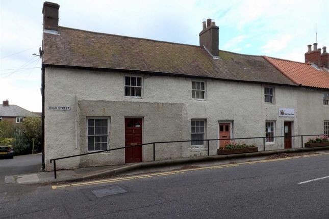 Thumbnail Flat for sale in High Street, Belford, Northumberland