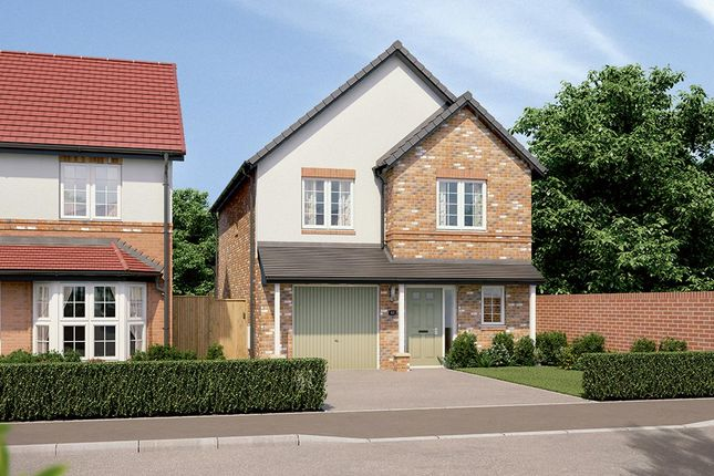 "Thumbnail Detached house for sale in ""The Ashbury"" at Rectory Lane, Guisborough"