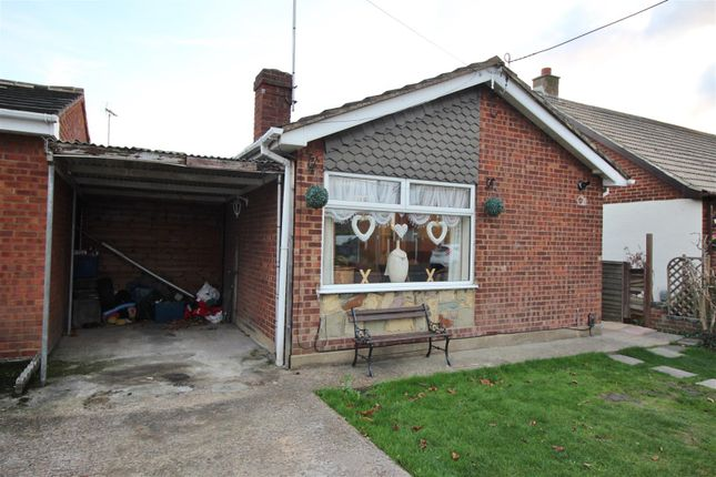 Thumbnail Detached bungalow for sale in Whernside Avenue, Canvey Island