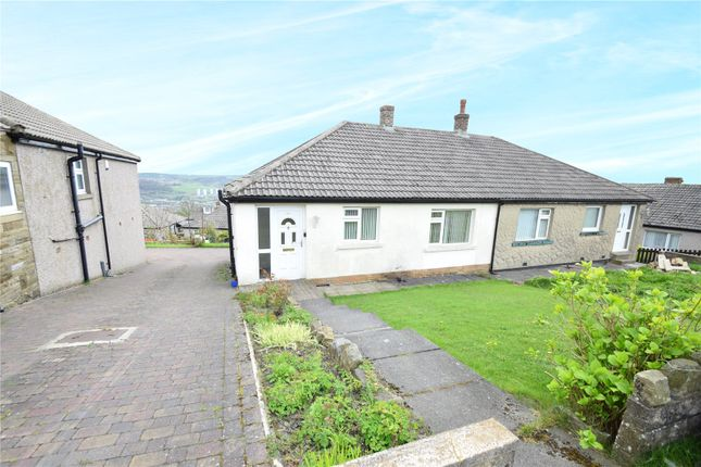 Thumbnail Semi-detached bungalow to rent in Shann Avenue, Keighley