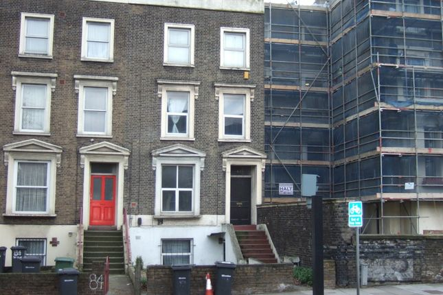 Thumbnail Maisonette to rent in Lewisham Way, New Cross