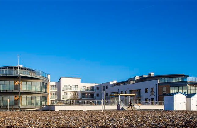 Thumbnail Flat to rent in 1 The Waterfront, Eirene Road, Worthing