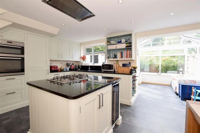 Thumbnail Semi-detached house for sale in Hill Road, Lewes, East Sussex