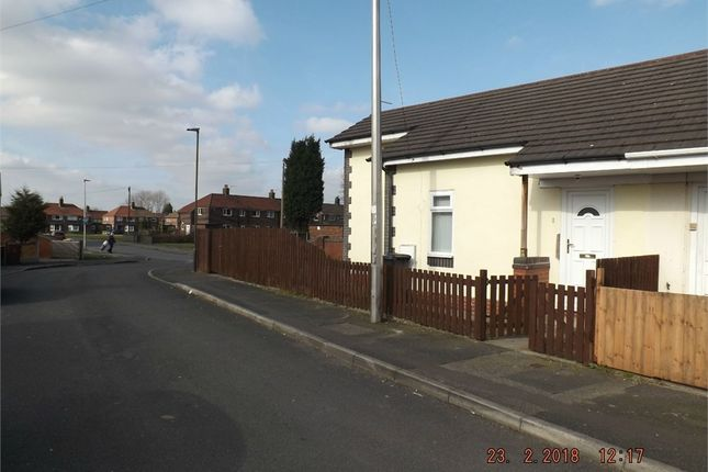 Thumbnail Semi-detached bungalow to rent in Shortland Place, Bickershaw, Wigan, Lancashire