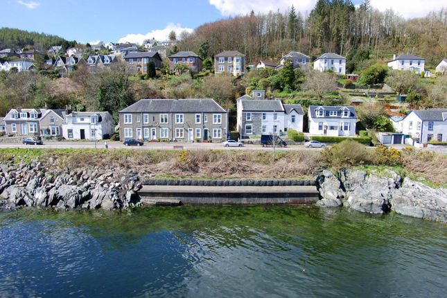 Thumbnail Flat for sale in Lennoxtown Place, 38 Shore Road, Dunoon, Argyll