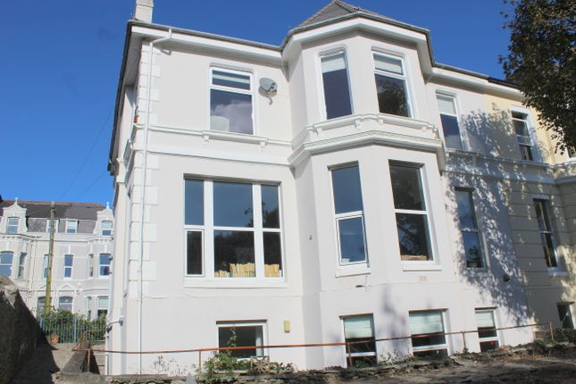 Thumbnail Flat for sale in Wilderness Road, Mannamead, Plymouth