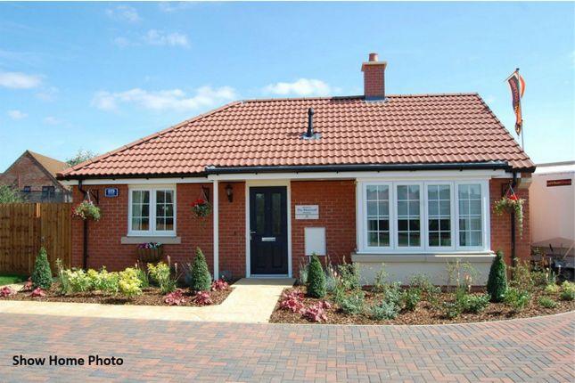 Thumbnail Detached bungalow for sale in Chesham Drive, Baston, Peterborough