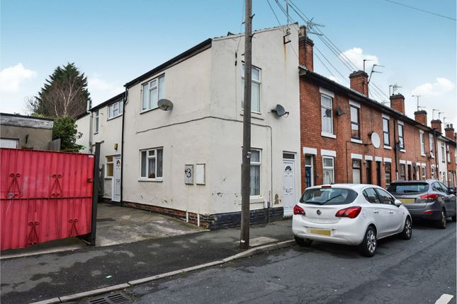Thumbnail Flat to rent in Harrison Street, Derby
