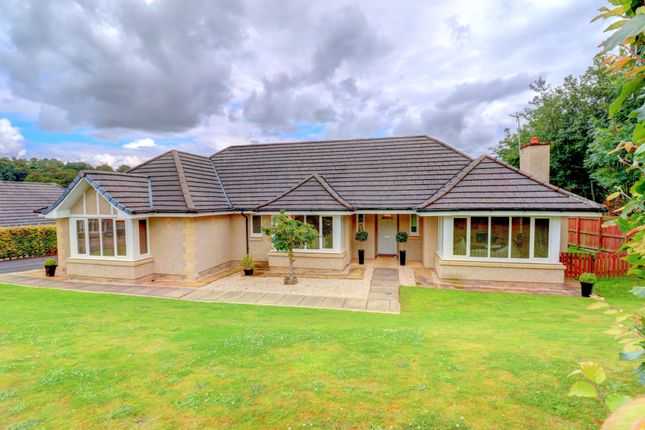 Thumbnail Detached bungalow for sale in Byretown Grove, Kirkfieldbank, Lanark