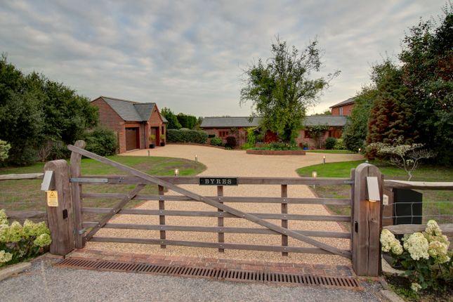 Thumbnail Detached house for sale in Eastlands Lane, Cowfold, Horsham