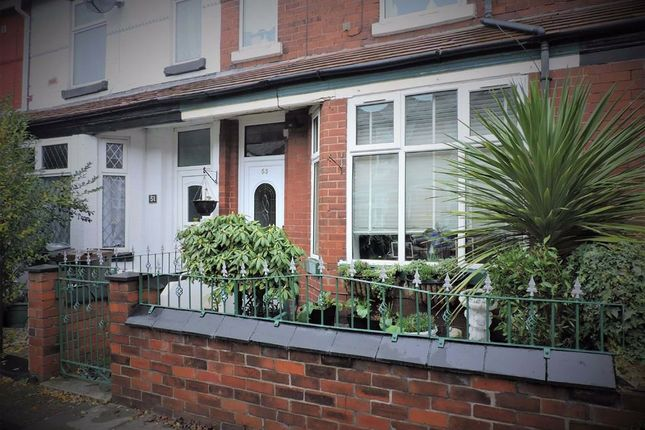 Thumbnail Terraced house for sale in Delamere Road, Levenshulme, Manchester
