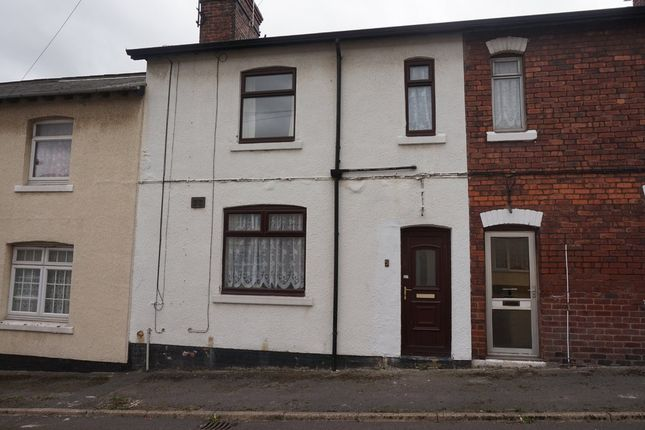 Thumbnail Terraced house to rent in Midland Terrace, Barrow Hill, Chesterfield