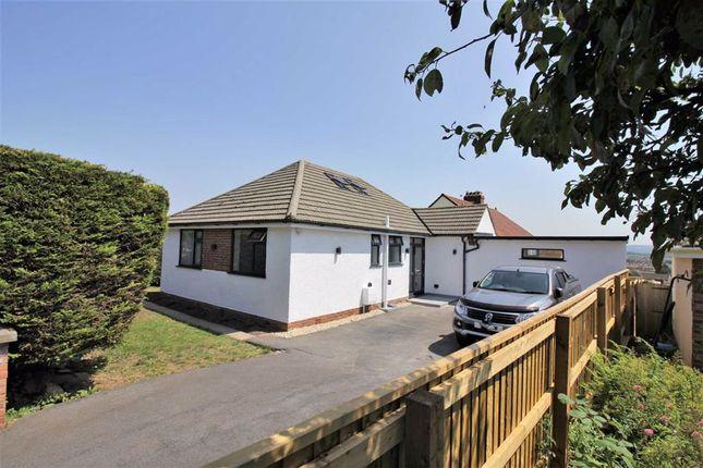 Thumbnail Detached bungalow for sale in Roslyn Avenue, Weston-Super-Mare