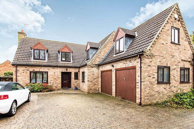 Thumbnail Detached house for sale in Blackthorn Court, South Hykeham, Lincoln