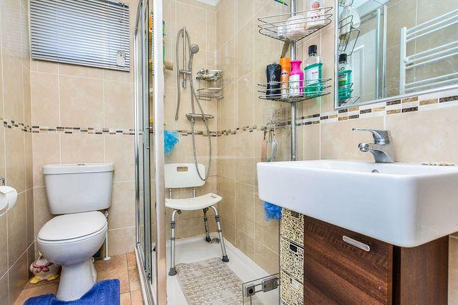 Shower Room of Coast Road, Ffynnongroyw, Holywell, Clwyd CH8